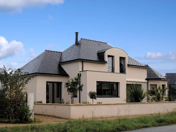 Maison neuve bbc maison bbc location vacances villa for Maison neuve 150m2