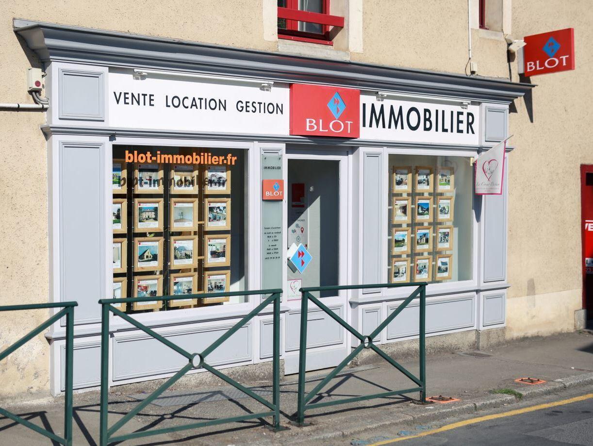 Blot Immobilier Pace Agence Immobilière Pacé Ouestfrance Immo