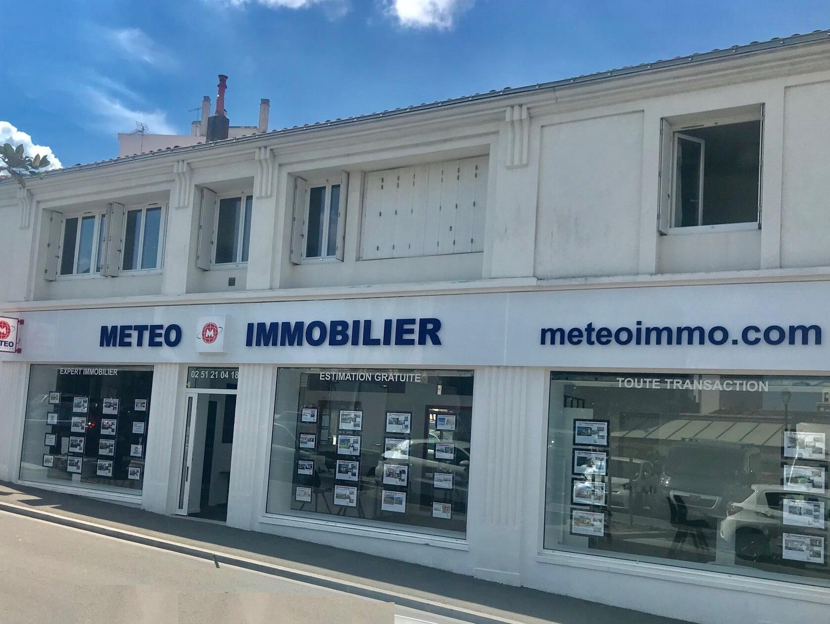 Météo Immobilier Agence Immobilière Les Sables Dolonne