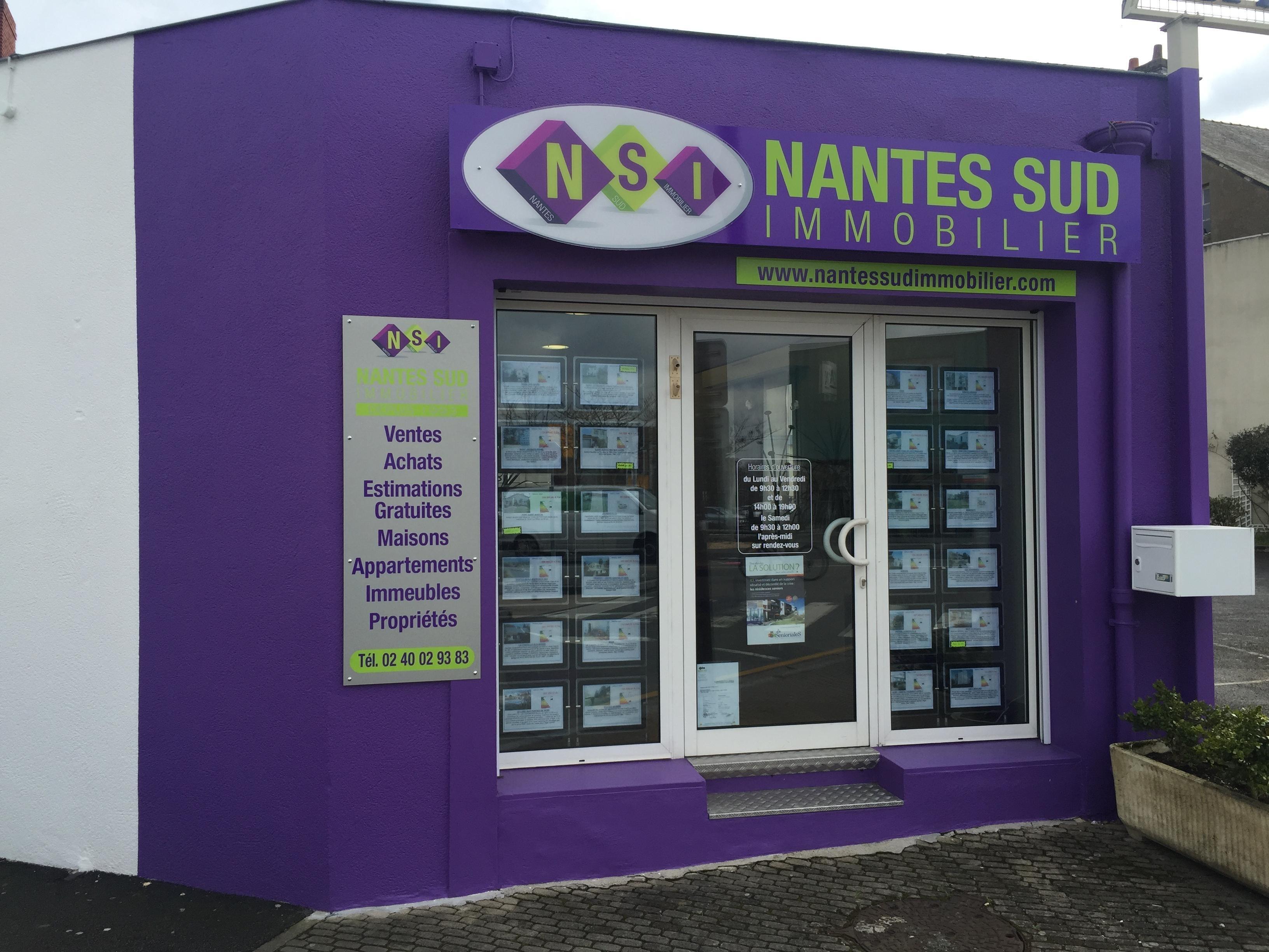 Nantes Sud Immobilier Agence Immobilière Rezé Ouestfrance Immo