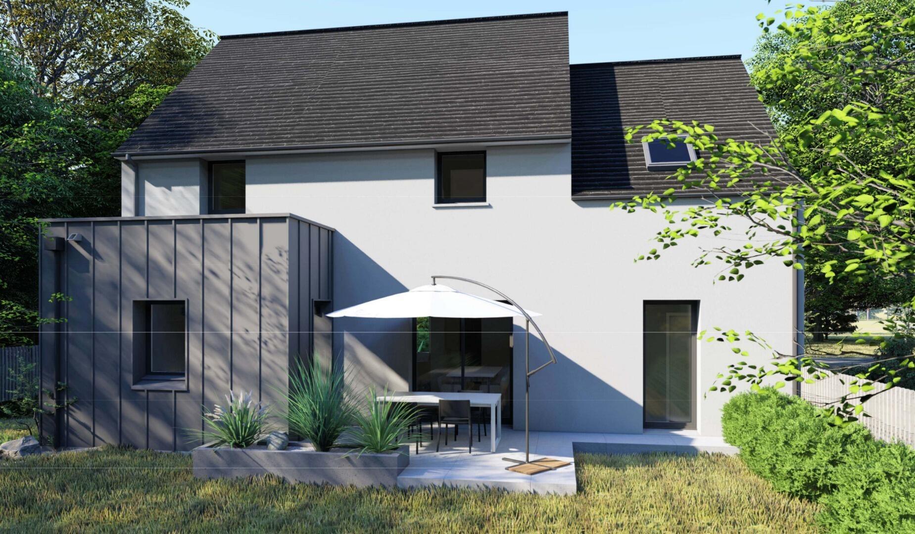 Constructeur De Maison Chartres vente maison 7 pièces chartres-de-bretagne (35131) : à vendre 7 pièces / t7  120 m² 395 000€ chartres-de-bretagne