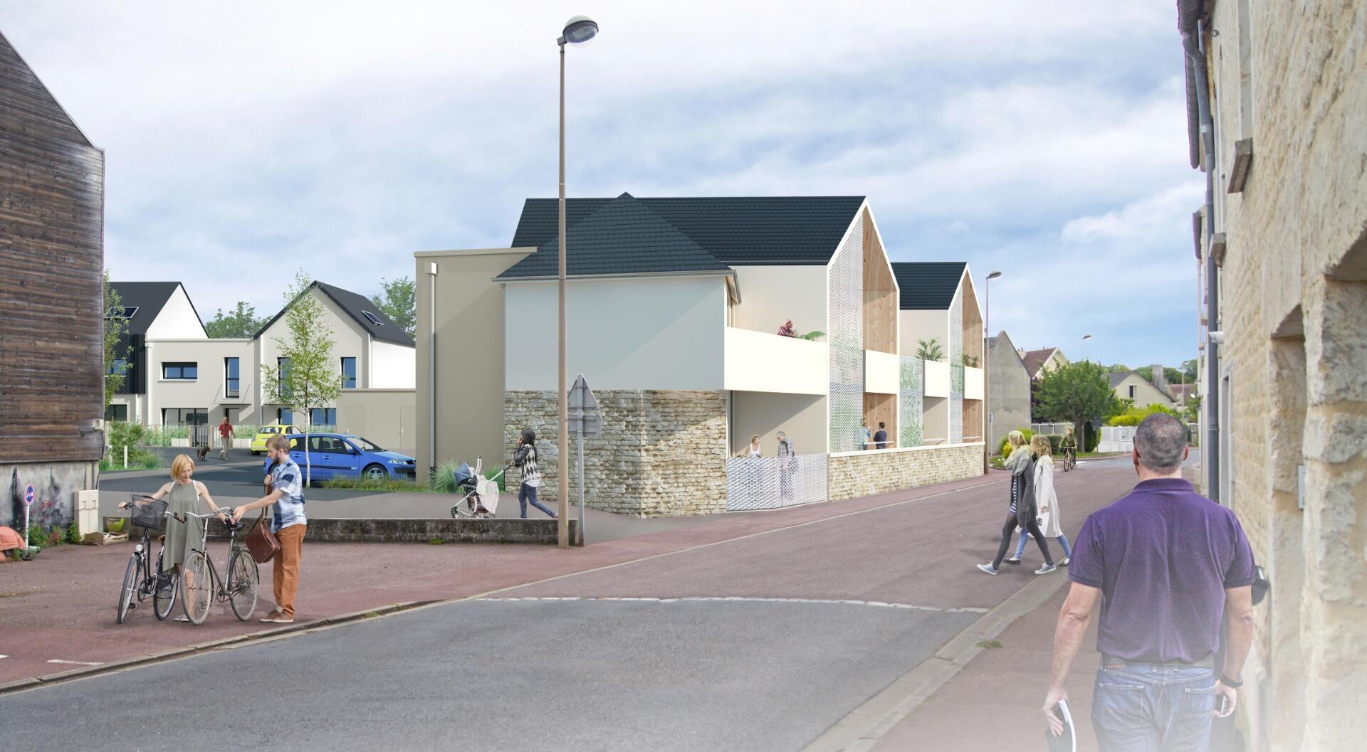 Maison Clé En Main Calvados vente maison louvigny (14111) : à vendre 96 m² 277 000€ louvigny